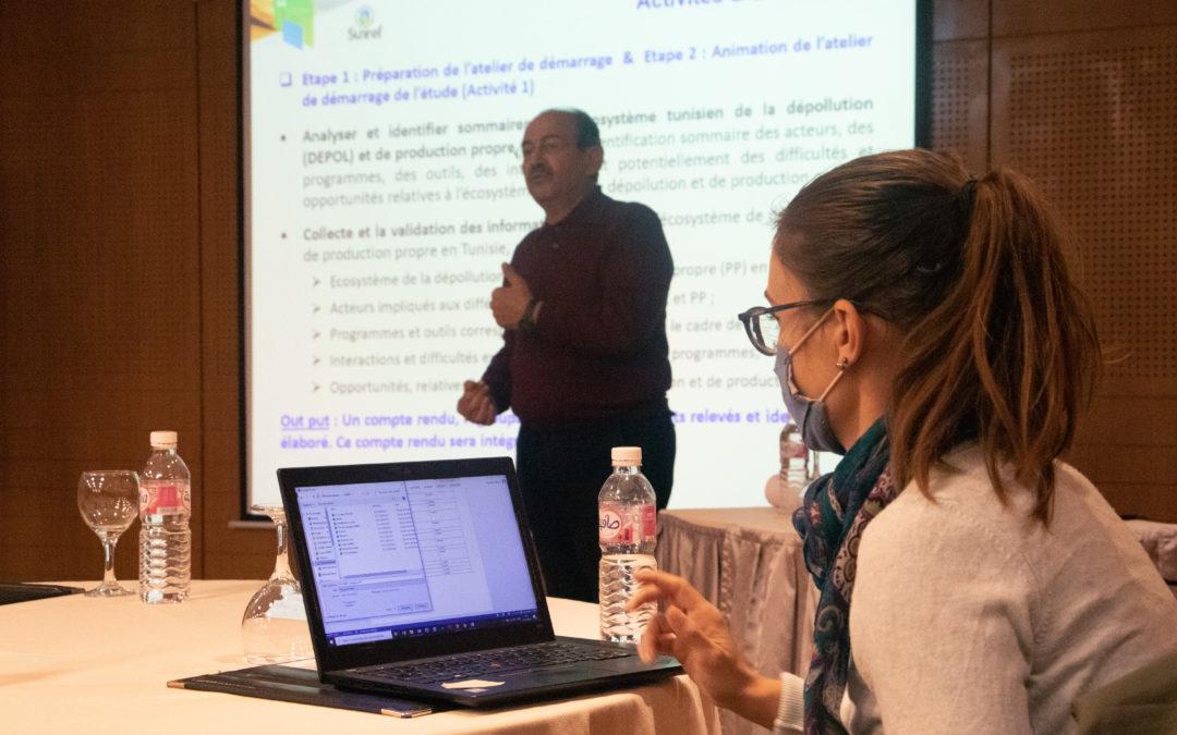Ateliers de démarrage de l'étude des secteurs et projets prioritaires dans le domaine de l'Environnement