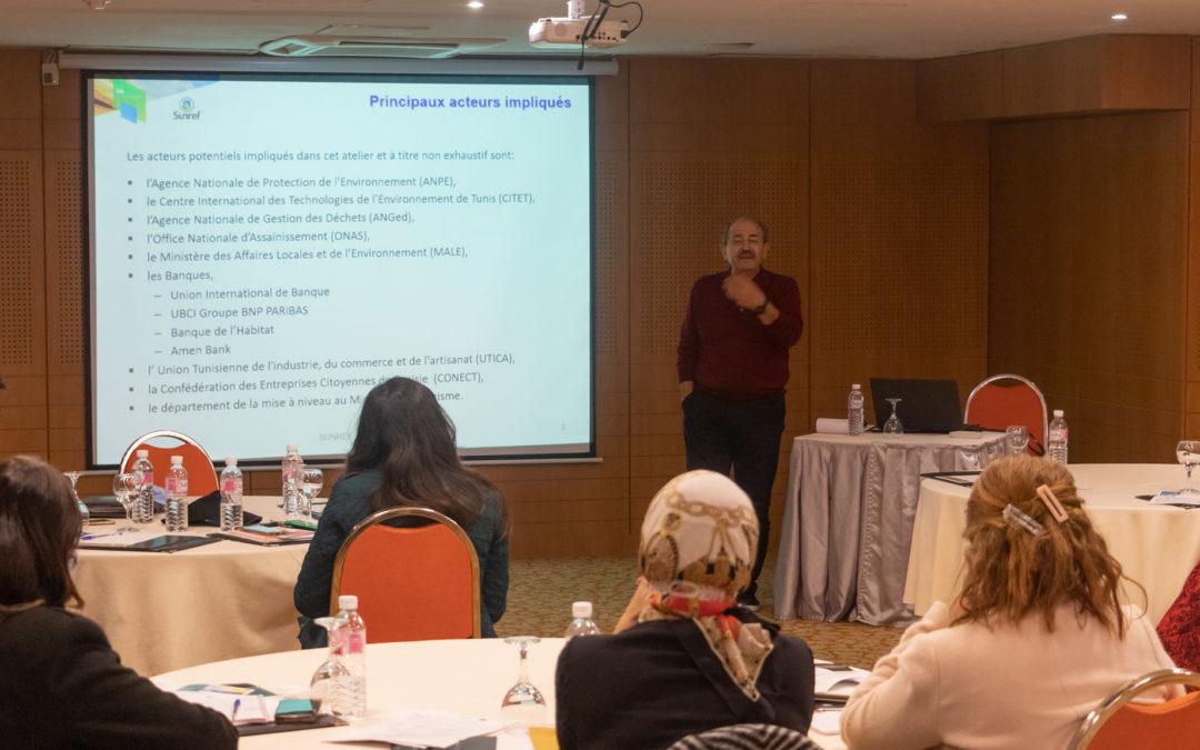 ورشات للشروع في دراسة القطاعات والمشاريع ذات الأولوية في مجال البيئة