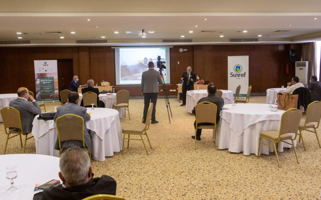 Séminaire et rencontre d'entrepreneurs à Sfax