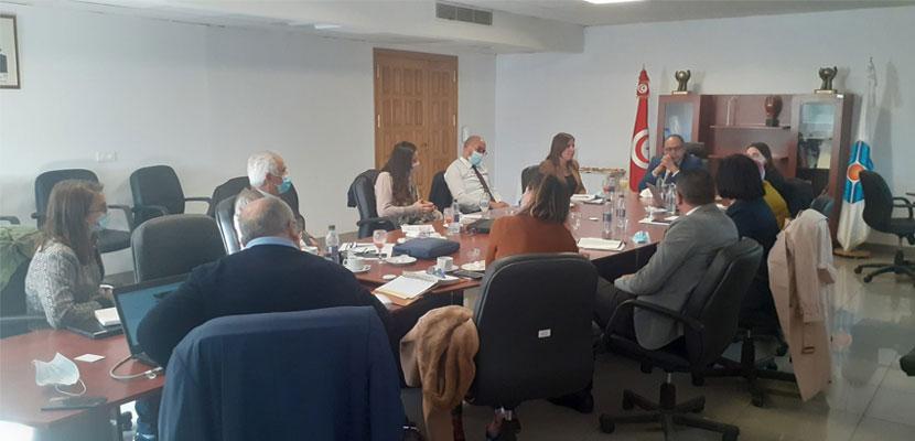 2ème Comité de Pilotage du programme SUNREF Tunisie