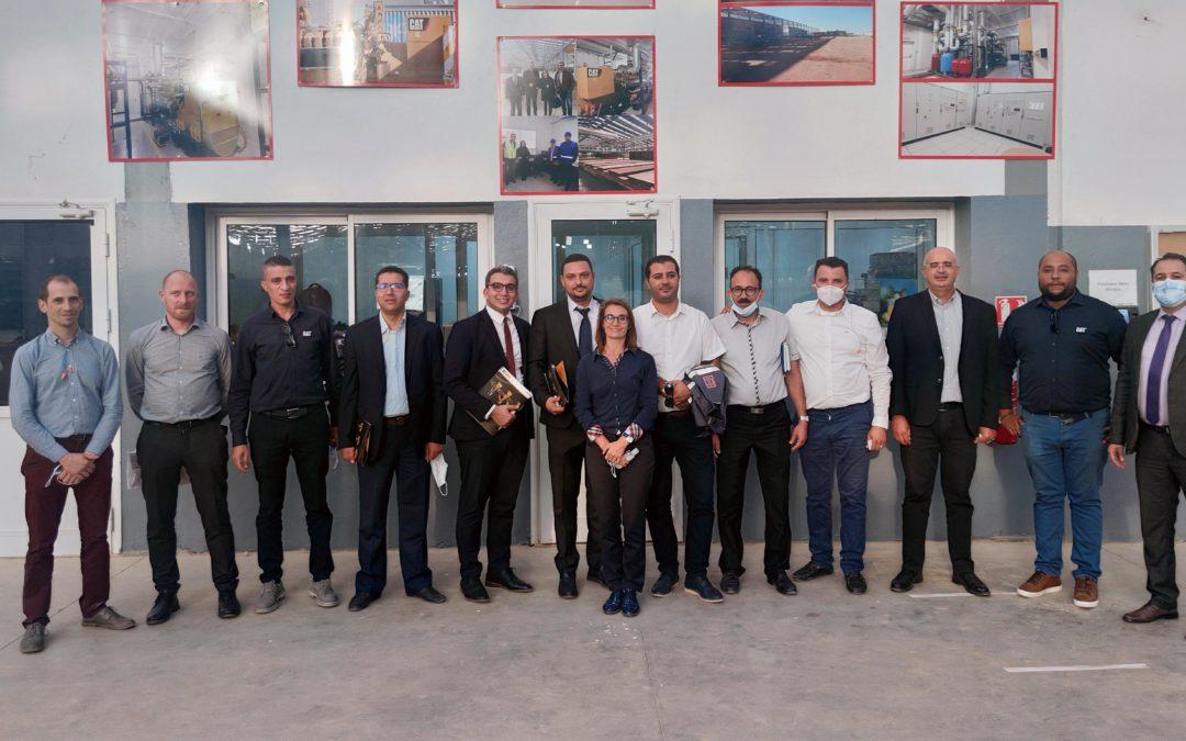 Visites de projets bénéficiaires du programme Sunref Tunisie